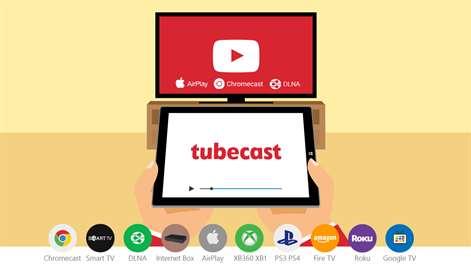 Tubecast for YouTube Screenshots 1