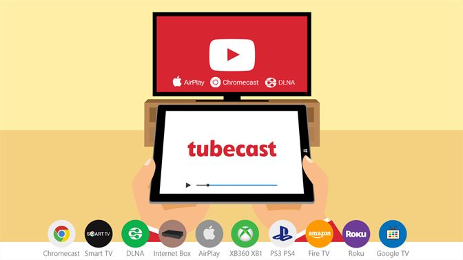 Buy Tubecast for YouTube PRO - Microsoft Store