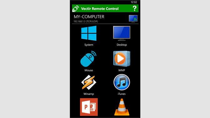 Get Vectir Remote - Microsoft Store
