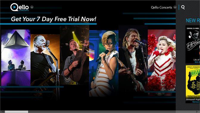 Get Qello Concerts - Microsoft Store