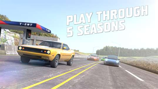 Need for Racing: New Speed Car on Real Asphalt Tracks screenshot 2