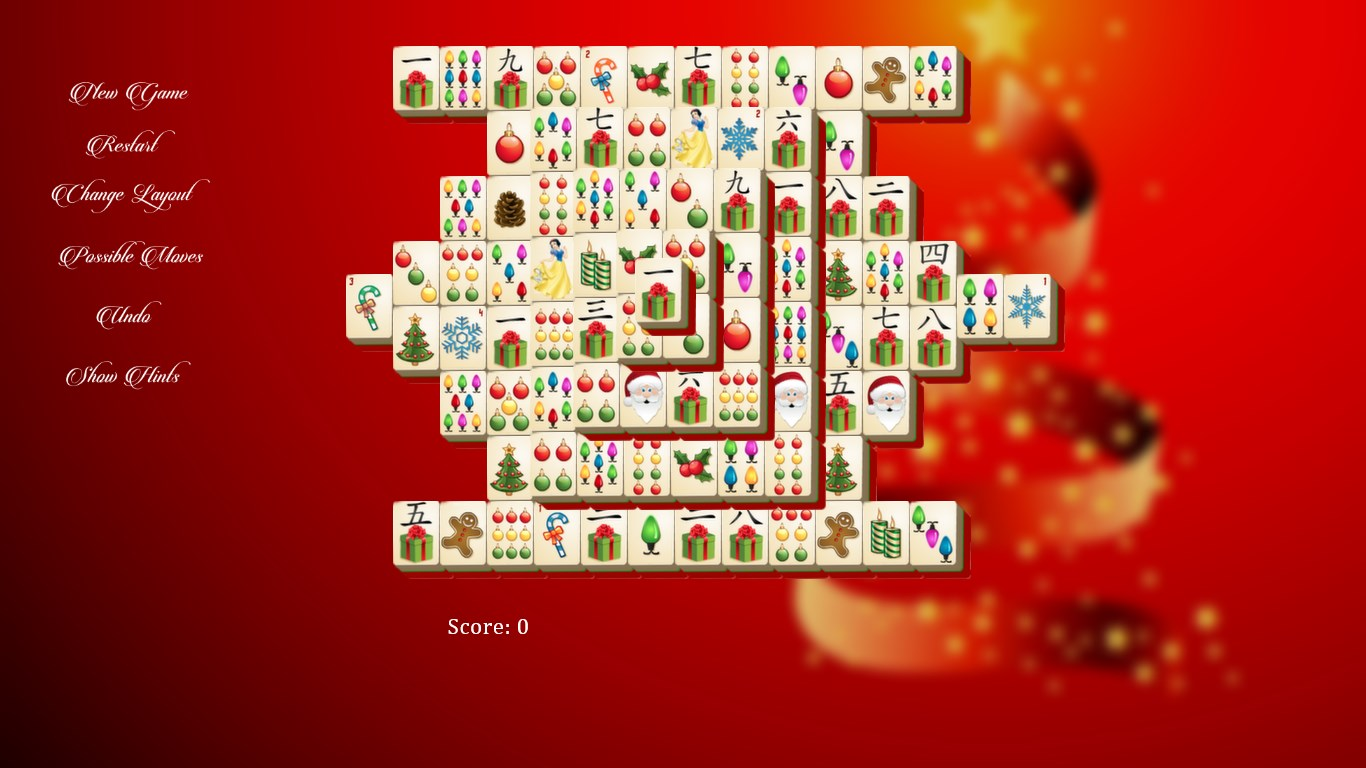 Get Christmas Mahjong Deluxe - Microsoft Store