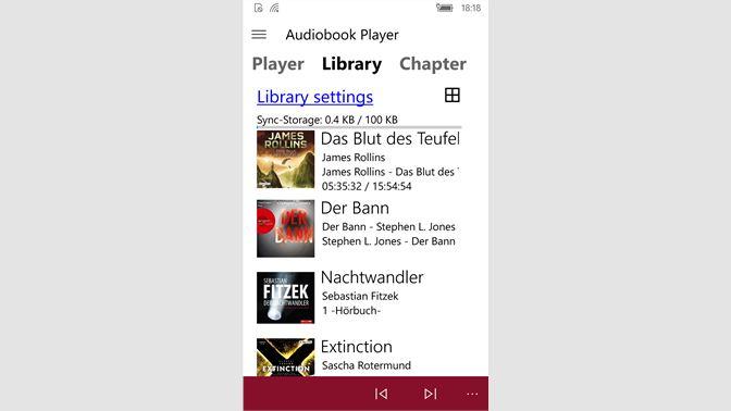 Get Audiobook Player - Microsoft Store