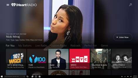 iHeartRadio Screenshots 1