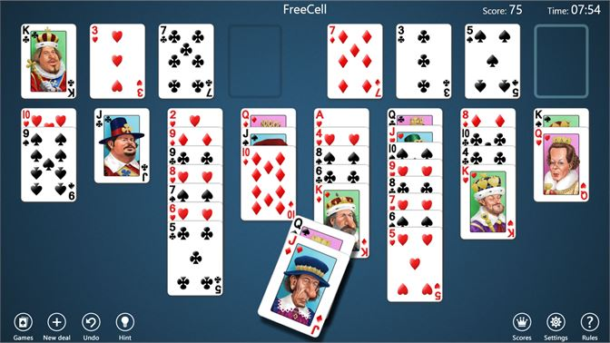 free download freecell for windows 7 64 bit