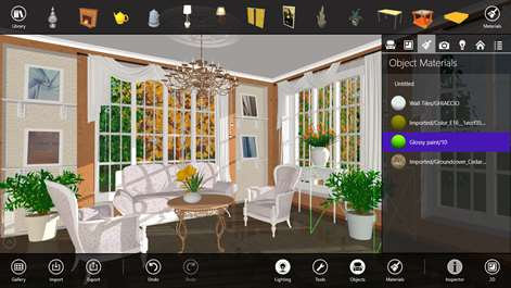 Screenshot View Your Home In A Beautiful Real Time 3D Environment
