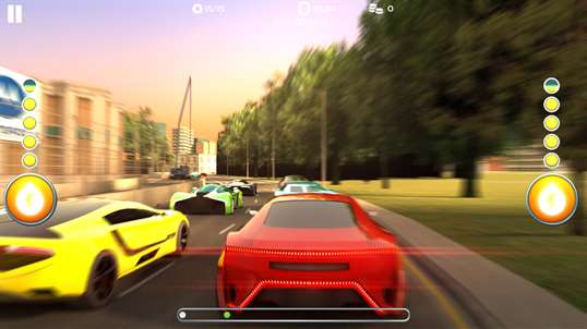 Racing 3D: Need For Race on Real Asphalt Speed Tracks screenshot 4