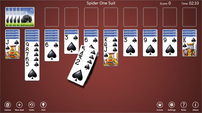 Get Spider Solitaire Collection Free - Microsoft Store