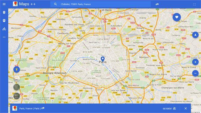 Get Maps++ - Microsoft Store en-TV