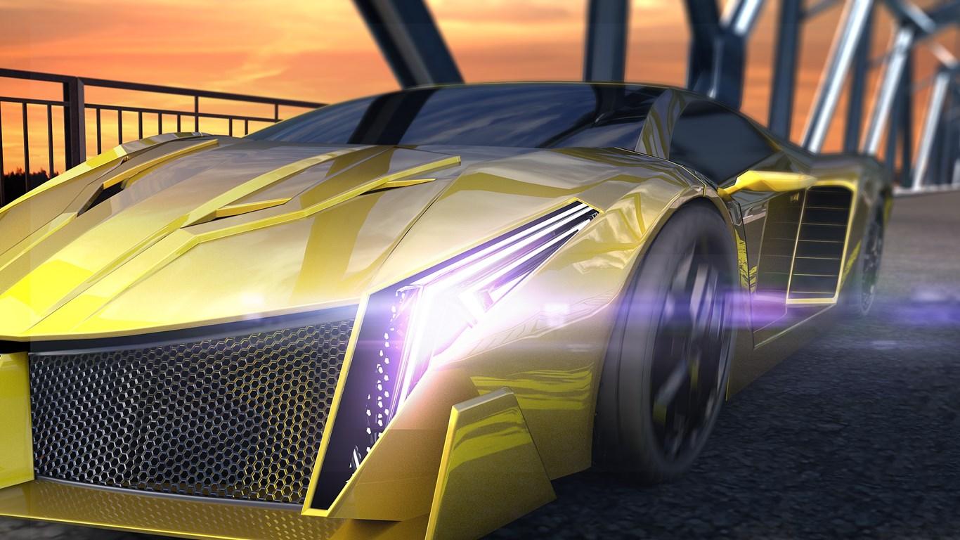 Racing 3D: Need For Race on Real Asphalt Speed Tracks