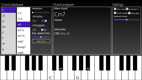 Piano visual piano chords : Piano Chords – Windows Apps on Microsoft Store