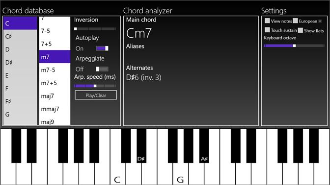 Get Piano Chords Microsoft Store En Ky