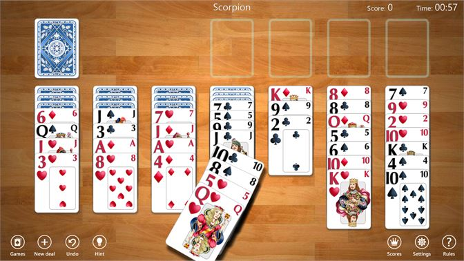 microsoft solitaire collection windows 10 download