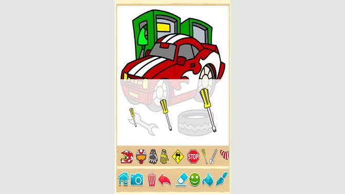 Boyama Kitabı Cars Boyama Sayfaları Al Microsoft Store Tr Tr