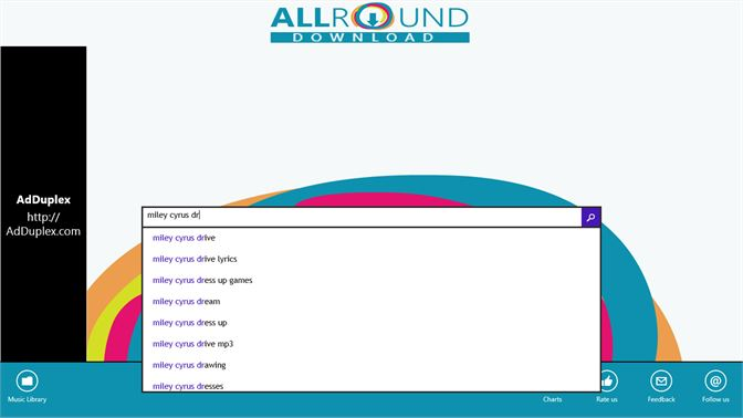 Get Allround Music Download FREE - Microsoft Store