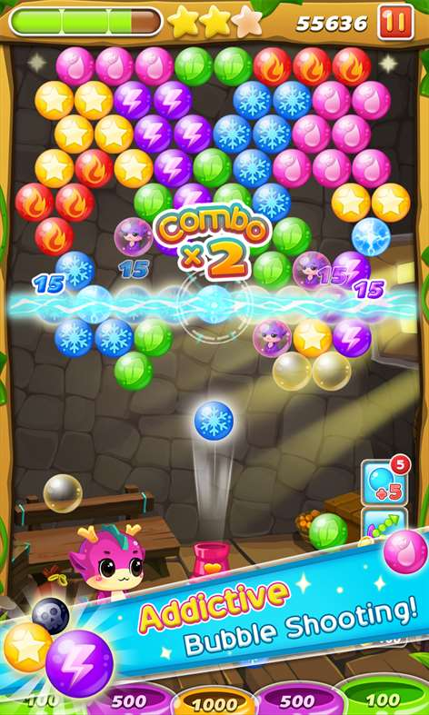 Bubble Legend Screenshots 1