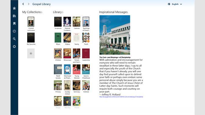 gospel library latest version apk