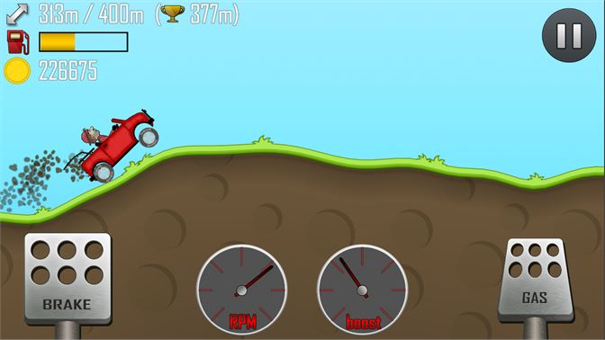 hell climb racing