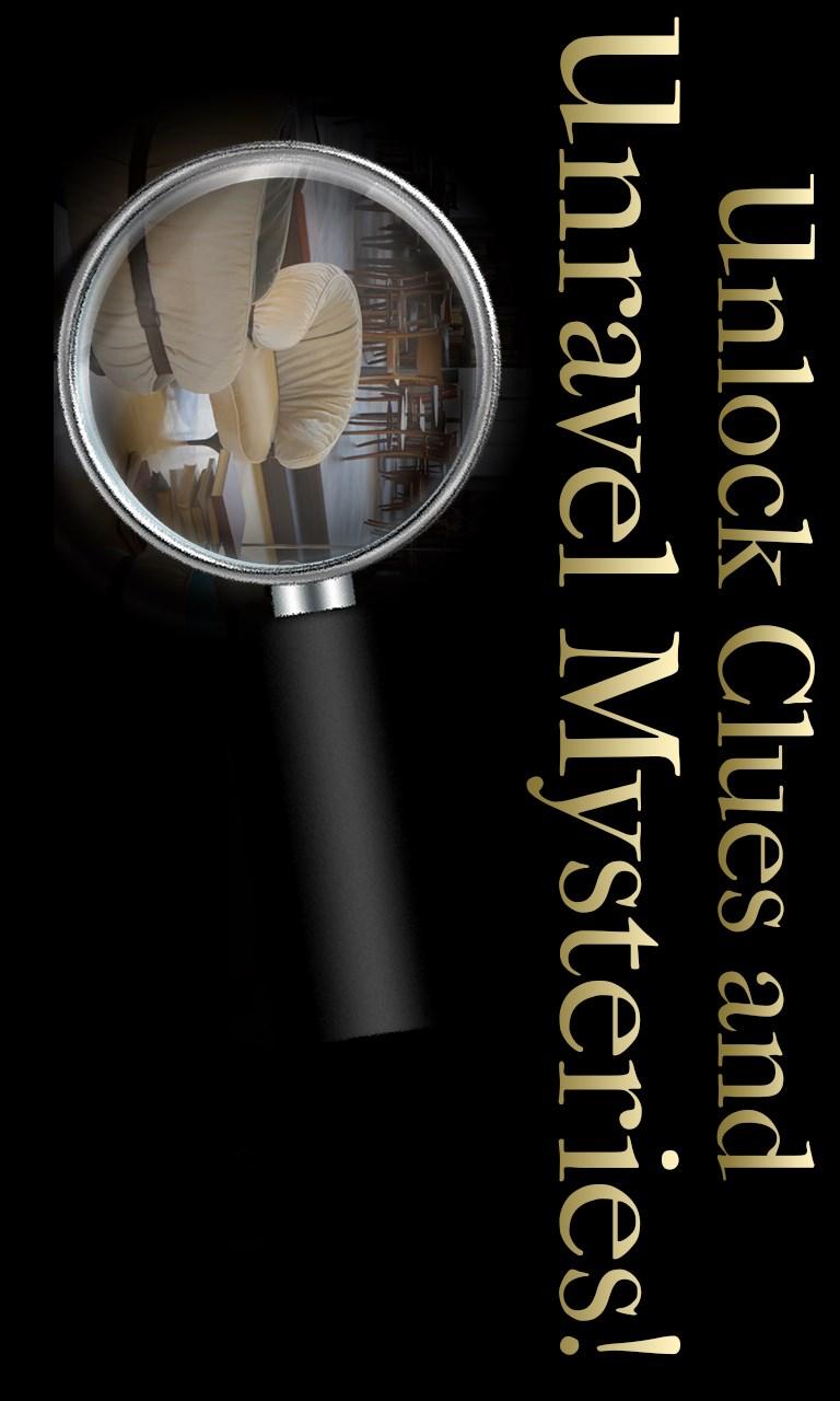 Hidden Objects: Blackstone Mysteries