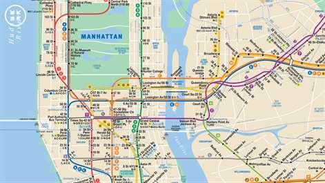 Get Transit NYC Microsoft Store - Nyc metro map