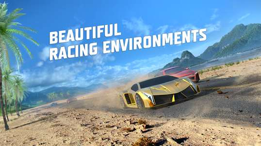 Racing 3D: Need For Race on Real Asphalt Speed Tracks screenshot 6