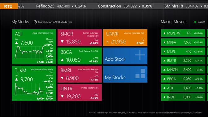 Get RTI Finance - Microsoft Store