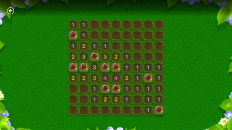 Microsoft Minesweeper Screenshot