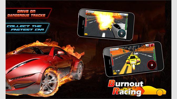 Get Burnout Racing - Microsoft Store