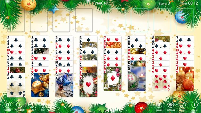 Christmas Solitaire Freecell.Get Christmas Time Solitaire Microsoft Store