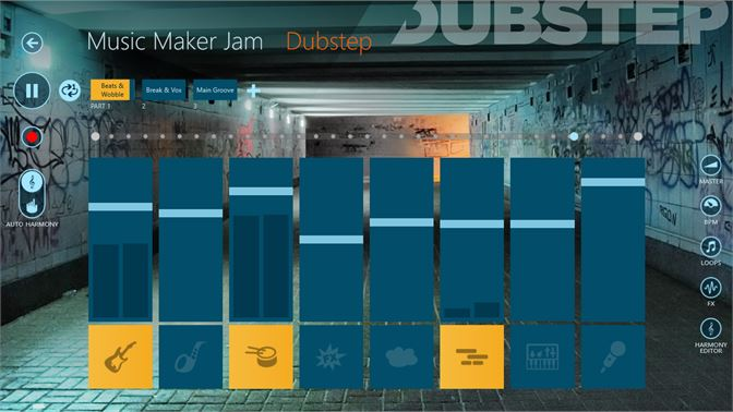 mix maker jam