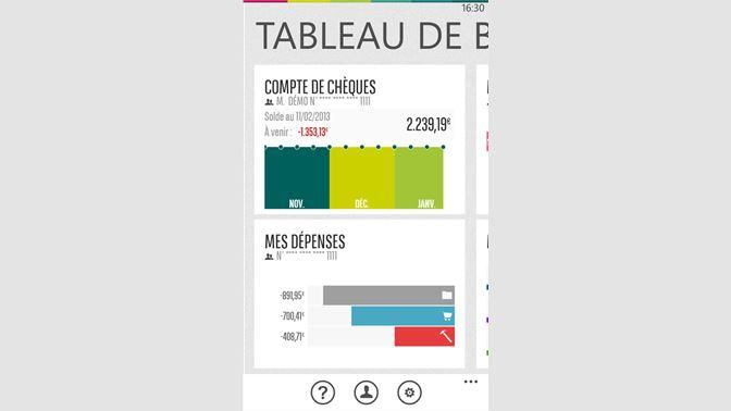 Recevoir Bnp Paribas Mes Comptes Microsoft Store Fr Fr