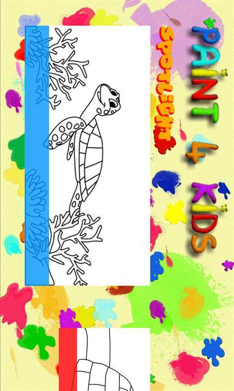 screenshot - Images To Paint For Kids