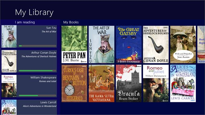Get Book Bazaar Reader - Microsoft Store