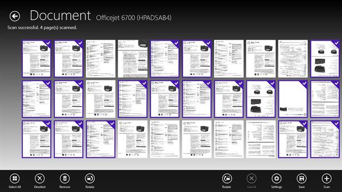 hp scanner software windows 10 free download