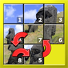 Kids Slide Puzzle World - 15 mystic squares shape rearranging mosaic game for older aged children