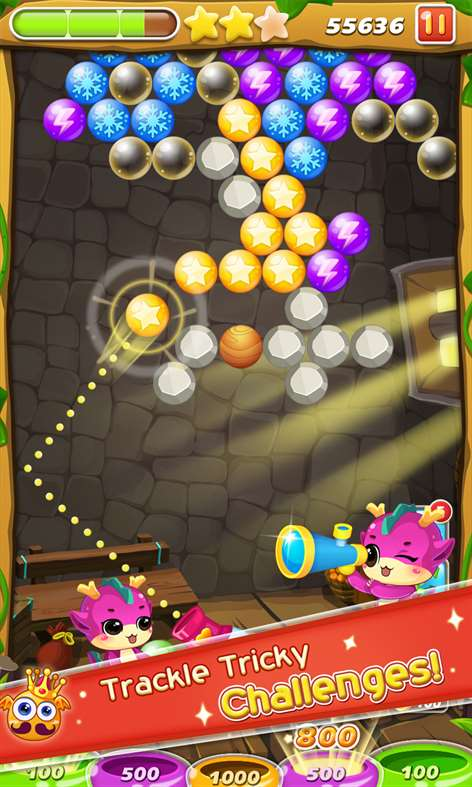 Bubble Legend Screenshots 2