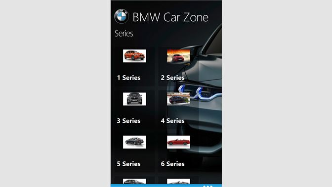 Get BMW Car Zone - Microsoft Store
