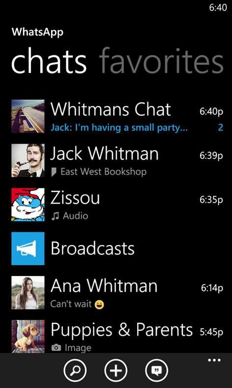 Скачать whatsapp web для компьютер windows 10