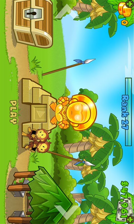 #1. Bloons TD 5 (Windows Phone)