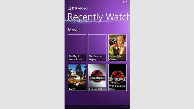 Get DS video - Microsoft Store