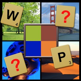 What s Pixelated - word picture guessing rearranging puzzle game and  acclaimed brain developer suitable for all ages e8193d5ada8d4