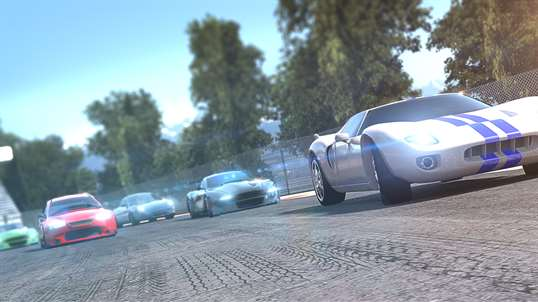 Need for Racing: New Speed Car on Real Asphalt Tracks screenshot 6