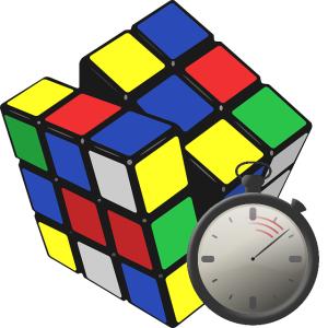 Hasil gambar untuk rubik timer