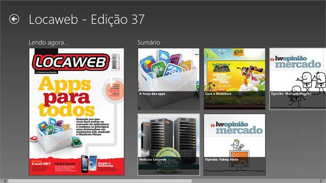 acc66f0d9 Baixar Revista Locaweb - Microsoft Store pt-BR