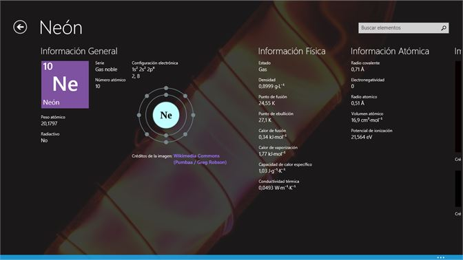 Obtener tabla peridica de los elementos qumicos microsoft store es cl captura de pantalla informacin detallada del elemento urtaz Gallery