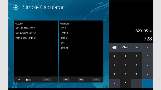 Get Calculator Plus - Microsoft Store