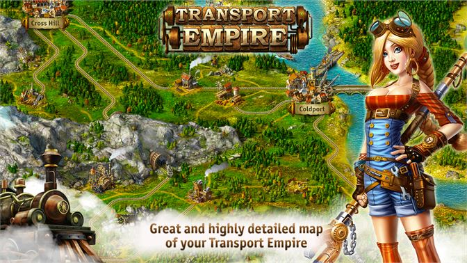 Get Transport Empire - Microsoft Store