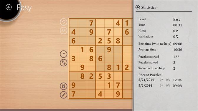 get sudoku free microsoft store