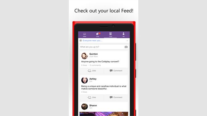 Get MeetMe: Chat and Meet New People - Microsoft Store