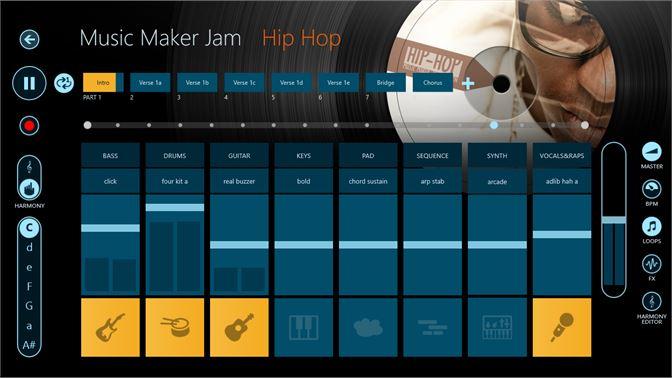 Get Music Maker Jam - Microsoft Store en-GB
